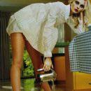 Caroline Trentini - Vogue Italy - March 2008