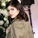 Alexandra Daddario – CFDA Variety and WWD Runway to Red Carpet in LA - 454 x 654