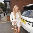 Amber Turner – Attend at Beauty Launch in Manchester - 454 x 682