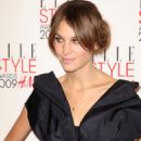 Alexa Chung - The ELLE Style Awards 2009 In Association With H&M, - Big Sky London In London 2009-02-09