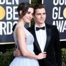 Dave Franco and Alison Brie : 76th Annual Golden Globe Awards - 400 x 600