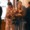 Katharine McPhee – Leaving E Baldi Restaurant in Beverly Hills - 454 x 681