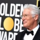 Richard Gere At The 76th Golden Globe Awards (2019) - 454 x 303
