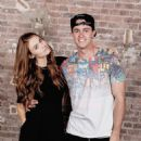 Holland Roden and Ryan Kelley