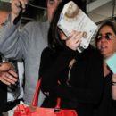 Megan Fox seen at LAX 09/09/20134