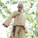 Noah Ringer plays the heroic Aang in the Paramount Pictures/Nickelodeon Movies adventure, 'The Last Airbender.' Photo credit: Zade Rosenthal. Copyright © 2010 Paramount Pictures Corporation. All Rights Reserved.