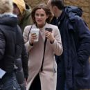 Riley Keough Set Of The Girlfriend Experience In Toronto