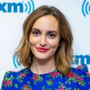 Leighton Meester – Visits SiriusXM Studios in New York