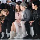 Barbara Palvin – Fendi FW 2020 Fashion Show in Milan