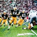 Paul Hornung, Jerry Kramer & Fred Thurston - 454 x 387