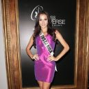 Karina Ramos- Telemundo Introduces Miss Universe 2014 Contestants - 386 x 594