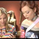 Anna Faris and Alexandra Holden in Touchstone's comedy movie The Hot Chick - 2002