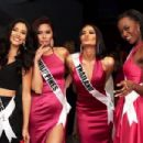 65th Miss Universe -US Virgin Islands, Philippines, Thailand, USA