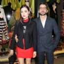 Sasha Grey at Dolce and Gabbana Store Party in Los Angeles