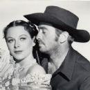 Hedy Lamarr and Macdonald Carey