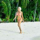 Farrah Abraham in Bikini at the Ayada Resort in the Maldives - 454 x 350