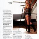Annette Gerritsen - FHM Magazine Pictorial [Netherlands] (January 2011) - 454 x 623