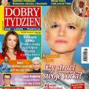Katarzyna Figura - Dobry Tydzień Magazine Cover [Poland] (2 February 2015)