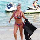 Kerry Katona in Bikini on holiday in Thailand - 454 x 523
