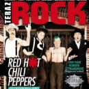 Red Hot Chili Peppers - Teraz Rock Magazine Cover [Poland] (August 2011)