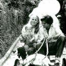 Harry Hamlin and Ursula Andress with son Dimitri - 426 x 507