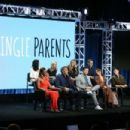 Leighton Meester – 'Single Parents' Panel at 2018 TCA Summer Press Tour in Los Angeles - 454 x 303