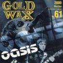 Gold Wax Magazine Cover [Japan] (March 2000)