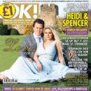 Heidi Montag - OK! Magazine Cover [United Kingdom] (19 February 2013)