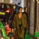 Charlize Theron – on the set of 'The Old Guard' in Sandwich