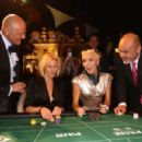 Georges Kern, Sydney Ingle-Finch, Daphne Guinness and Christian Louboutin attend Roger Dubuis - Soiree Monegasque at Hotel de Paris on October 20, 2011 in Monaco - 454 x 301