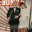 Diahann with Maurice Chevalier