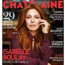 Isabelle Boulay for Chatelaine magazine