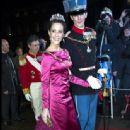 Prince Joachim and Marie Cavallier