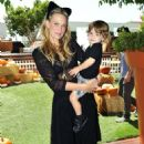Molly Sims Pottery Barn Kids Celebrates Halloween In La