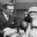 Irene Fenwick and Lionel Barrymore - 454 x 227
