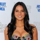 """Olivia Munn - Los Angeles Premiere Of """"(500) Days Of Summer"""" At The Egyptian Theatre On June 24, 2009 In Hollywood, California"""