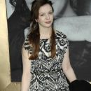 Amber Tamblyn - Broadway Opening Of God Of Carnage, 2009-03-22