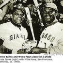 Willie Mays & Ernie