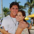 Rômulo Arantes Neto and Letícia Colin