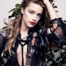 Amber Heard - Elle Magazine Pictorial [United States] (July 2015)