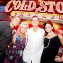 Natalya, Tyson Kidd, David Hart Smith and Maria