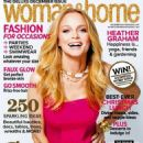 Heather Graham - Woman & Home Magazine Cover [South Africa] (December 2014)