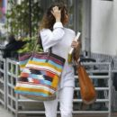 Minnie Driver does some shopping in Studio City, California on December 10, 2016 - 397 x 600