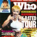 Madonna - Who Magazine Cover [Australia] (11 October 1993)