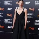 Bárbara Lennie  wears  Christian Dior dress : Closure Day - 67th San Sebastian Film Festival