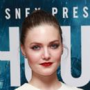 Holliday Grainger attends 'The Finest Hours' Gala Premiere at Ham Yard Hotel on February 16, 2016 in London, England - 436 x 600