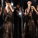 Karlie Kloss for Donna Karan New York Fall/Winter 2014 Ad Campaign