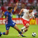 Poland v Croatia - Group B Euro2008(Maciej Zurawski) (June 16, 2008 - Photo by Richard Heathcote/Getty Images Sport) - 454 x 323