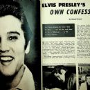 Elvis Presley - Filmland Magazine Pictorial [United States] (June 1957) - 454 x 358