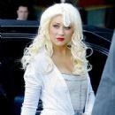 Christina Aguilera-Sls Hotel In Beverly Hills, 10-26-10